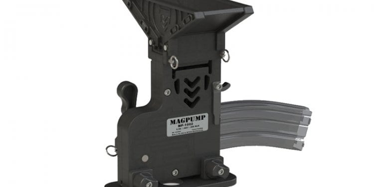 Mag Pump AR 15 Mag Loader.
