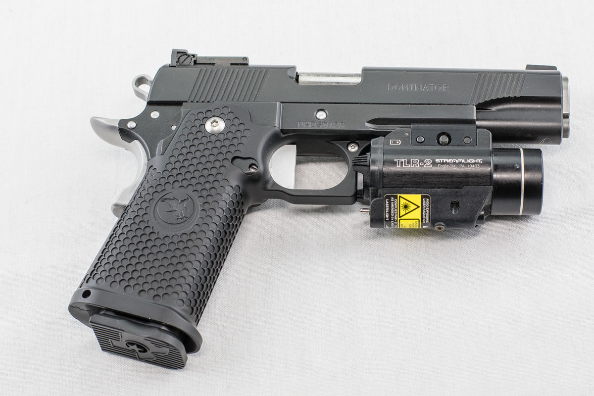 The Double-Stack Nighthawk Dominator, a Premium 9mm 1911 - The Mag Life