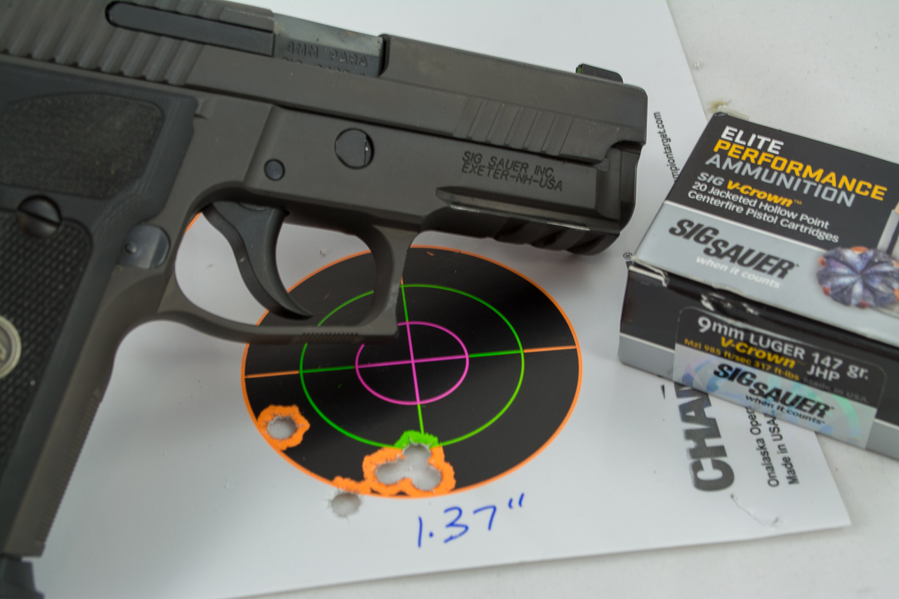 brass tacks sig sauer p229 legion 9mm the mag life