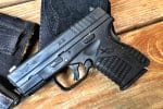 You can carry a reasonable self-defense gun like this Springfield Armory XD-S 9mm in an ankle holster, but should you?