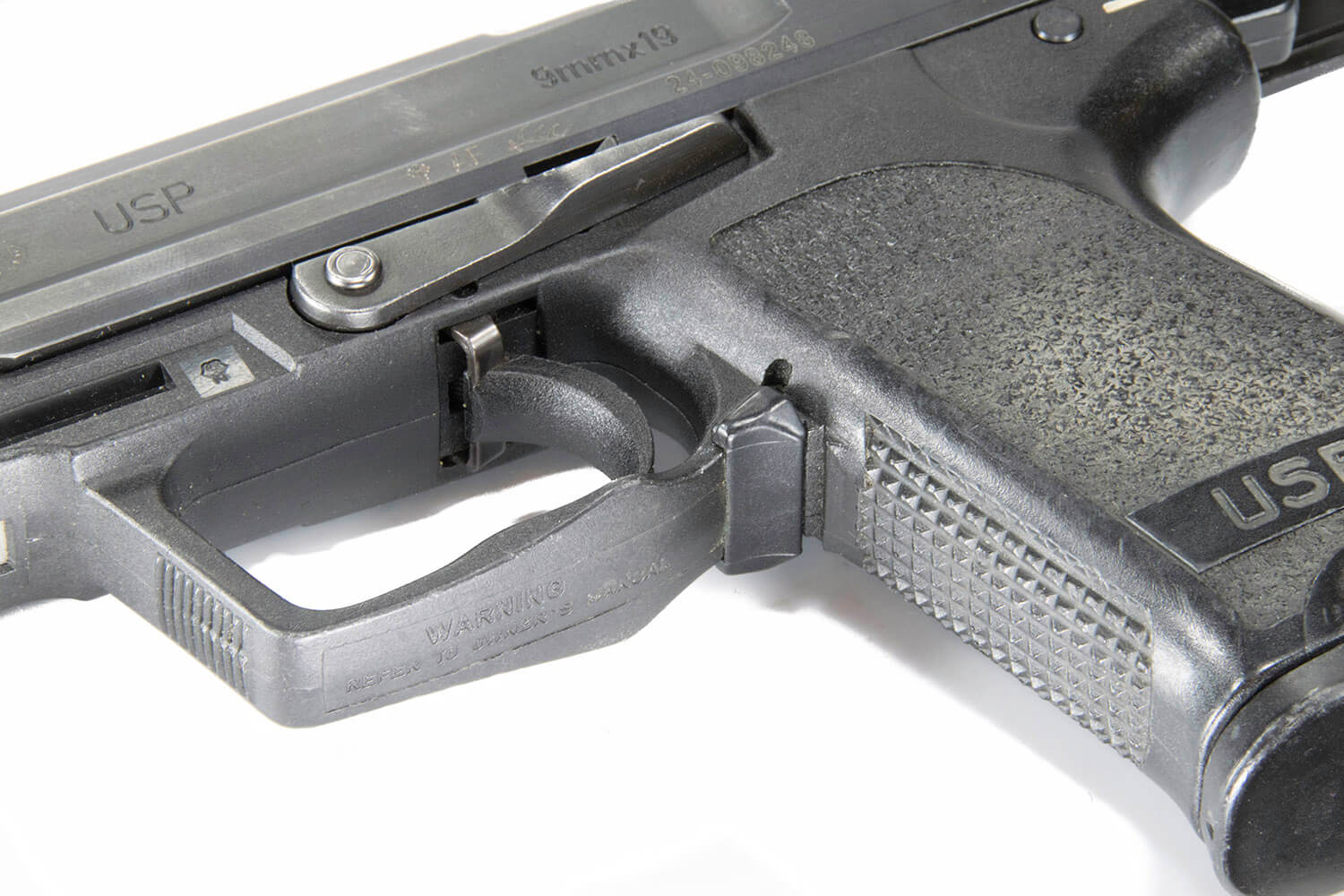 USP Paddle Release