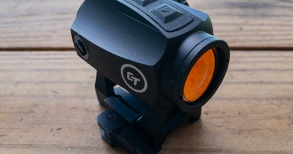 Crimson Trace CTS-1000 Red Dot Sight