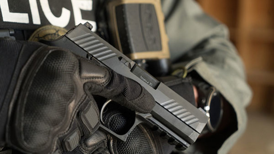Gun News, Milwaukee PD transitions to Sig Sauer P320