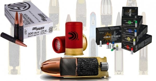 The Ammunition Depot: new ammo news from the Ammo Dump