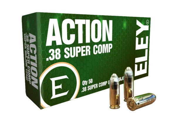Ammunition Depot - Eley .38 Super Comp Action