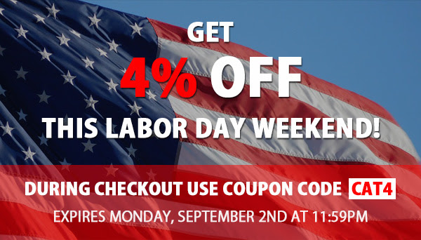 GunMag Warehouse Labor Day Sale - 2019
