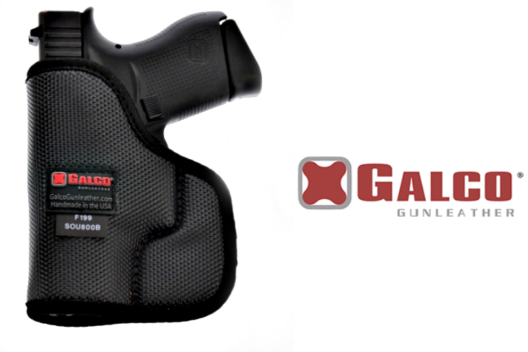 Gun News - Galco StukOn U pocket holster