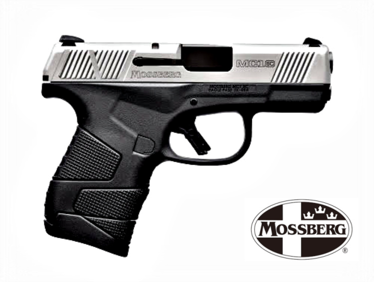 Gun news - Mossberg MC1sc stainless two tone 9mm