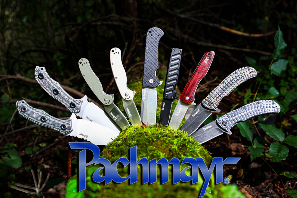 Gun News - New Line of Pachmayr EDC Knives