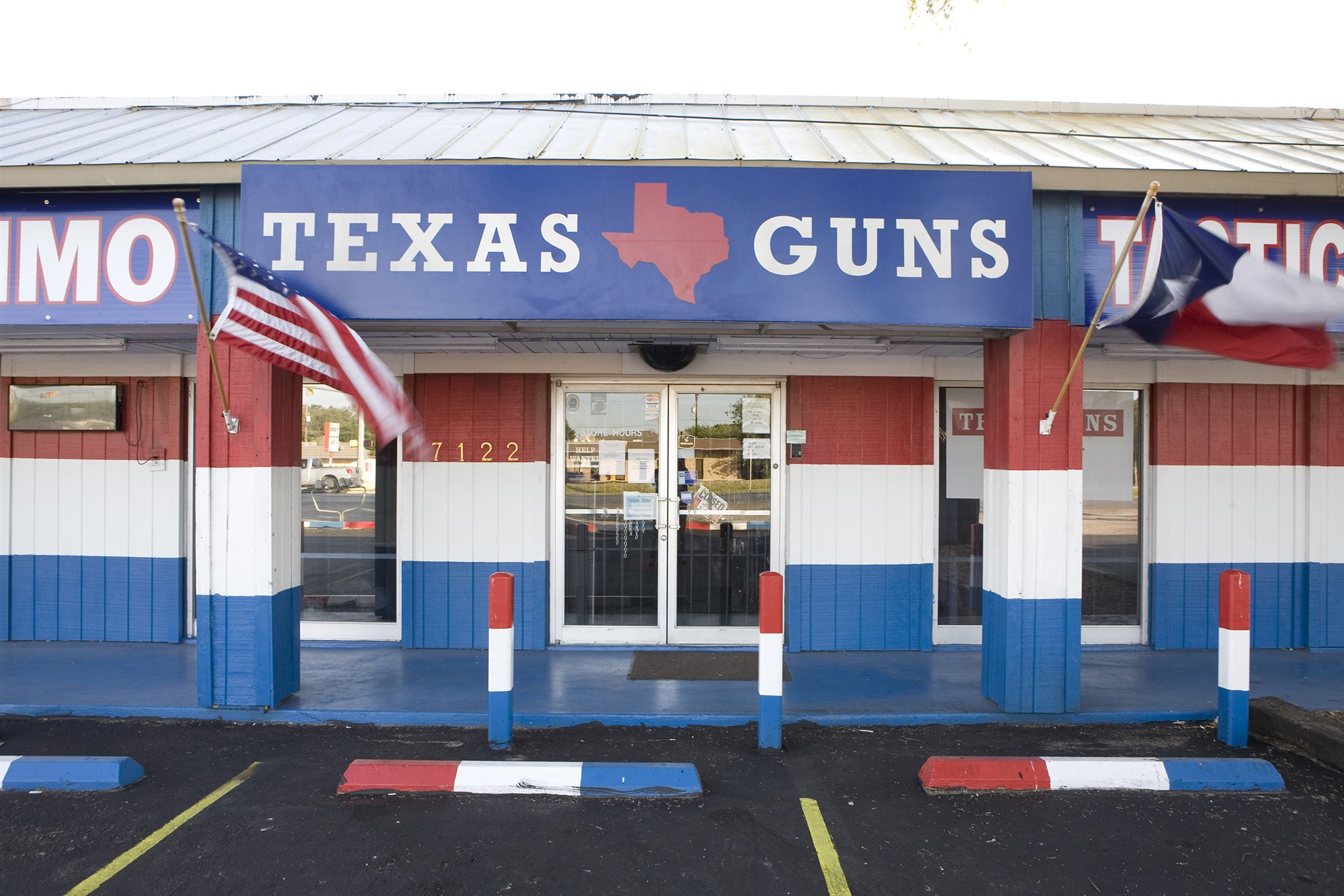 New gun law in Texas makes it easier to store and carry firearms - gun news.