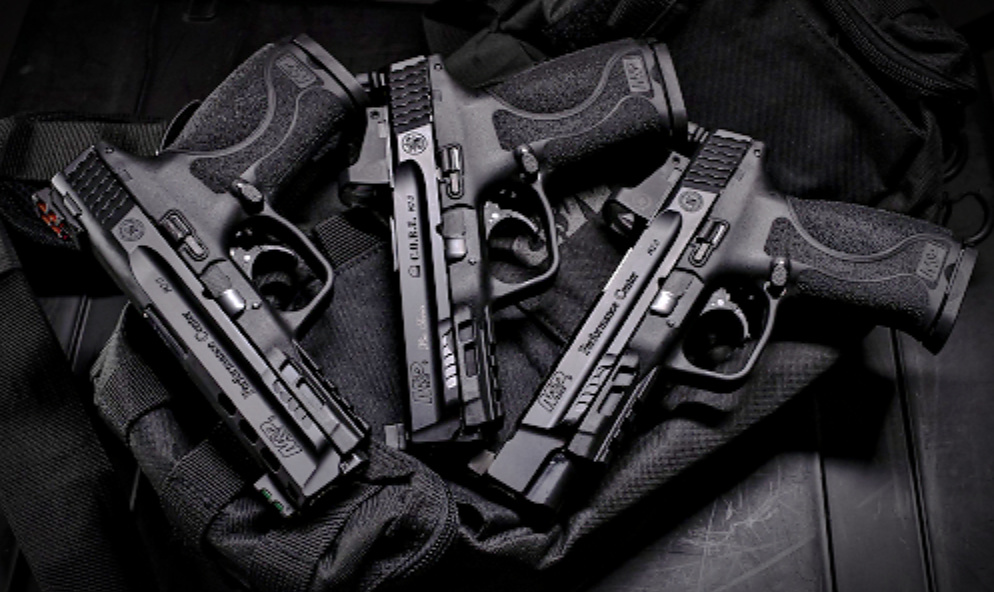 Gun News - Smith & Wesson M&P m2.0 Pistols - something to look for at SHOT Show 2020.