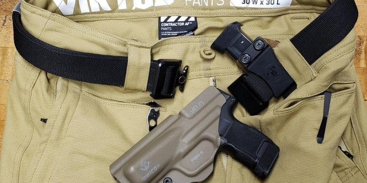 SIG P365 Tenicor holster