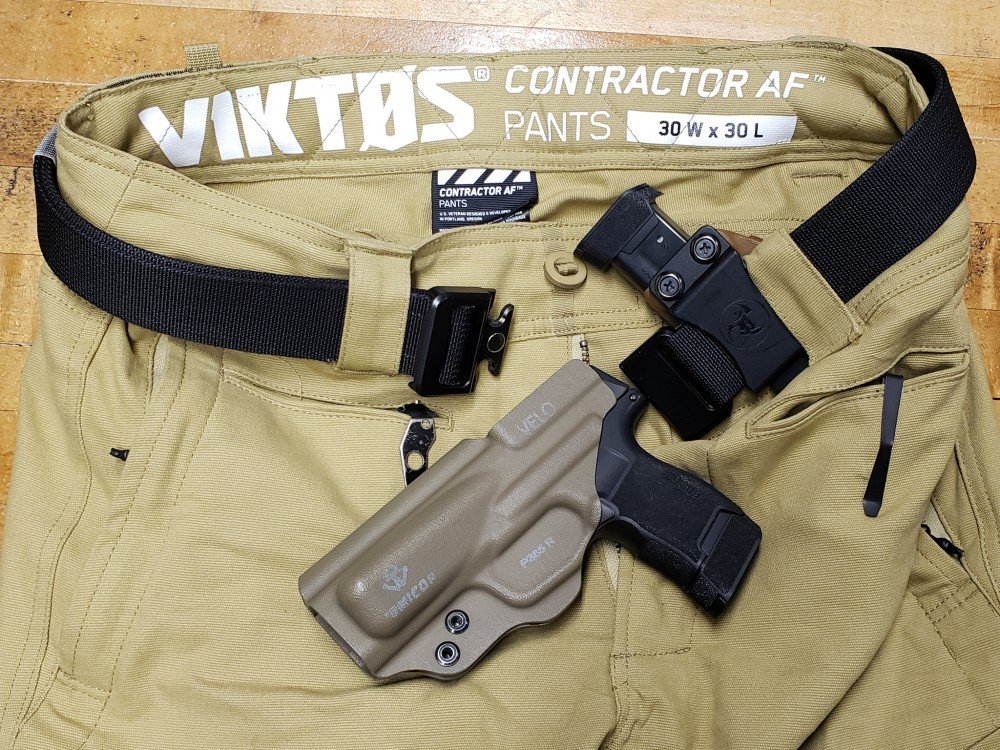 Tenicor Velo: reviewing a SIG P365 holster - The Mag Life