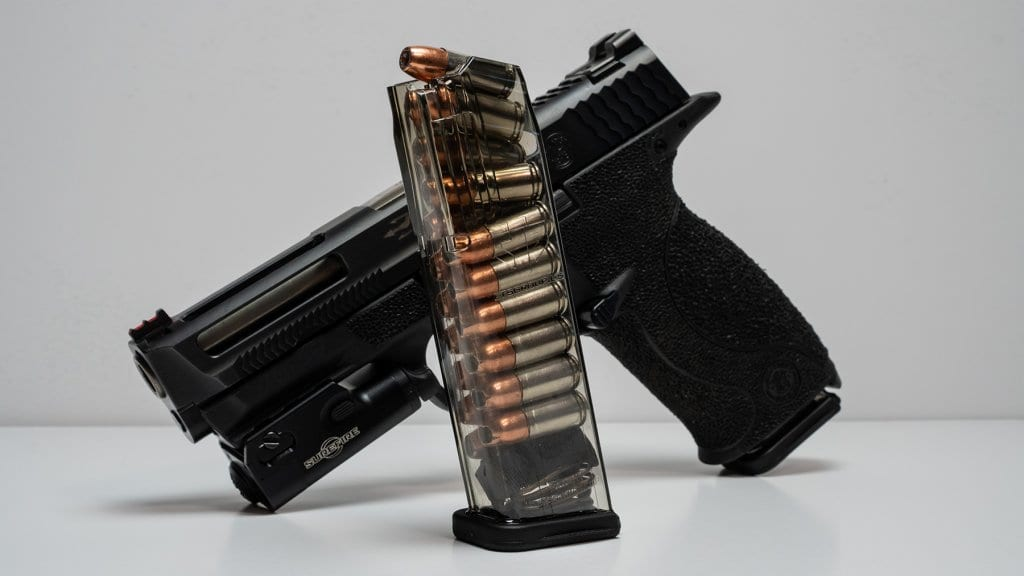 M&P 9mm magazines from ETS