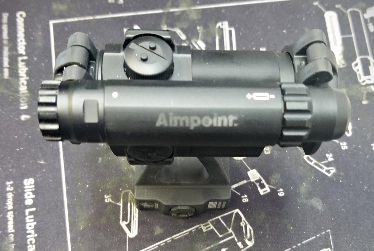 Aimpoint CompM5 Review - Putting the optic through its paces has been a pleasure.