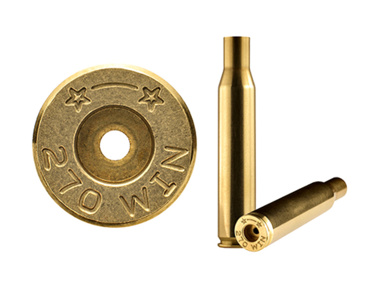 Ammunition Depot: Starline Brass has added another caliber, the 270 Winchester to the growing lineup of high-quality brass.