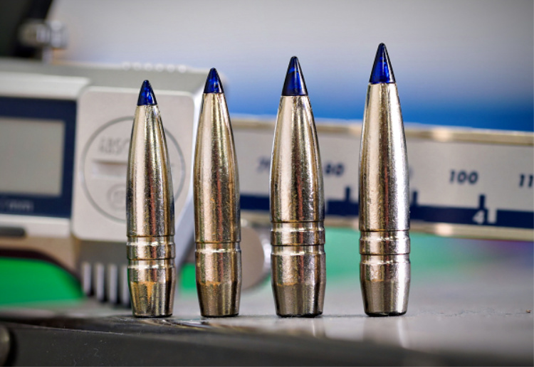 New Ammunition - Federal now offers seven product lines of its top bullet designs to be sold as components for reloading.