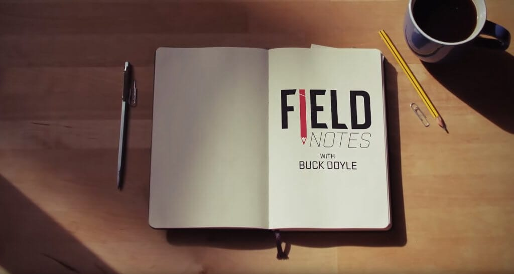 SureFire Field Notes hosted by Buck Doyle of Follow Through Consulting