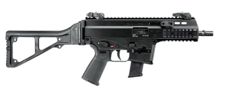 Gun News - B&T just introduced the latest addition to its compact weapon system line-up – the APC10 PRO chambered in 10mm.