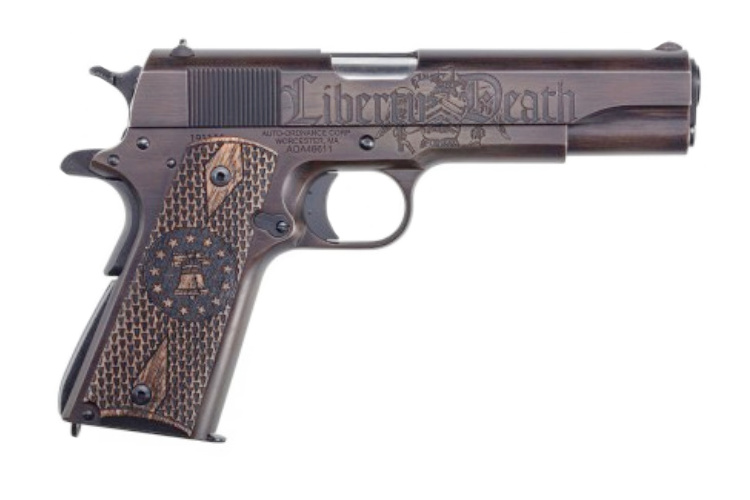 Gun News - Liberty 1911 - right side.