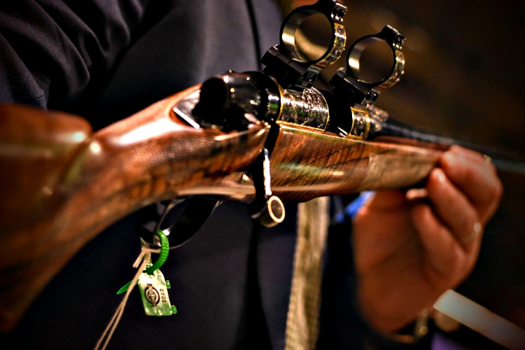 Gun News - Remington Custom Shot 22 LR.