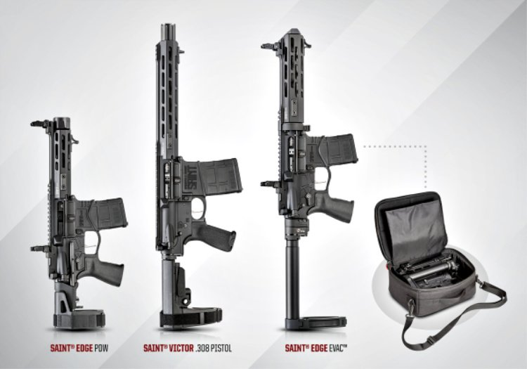 Springfield Armory announced these three new SAINT pistol variants that will be released this spring. They'll be on display at SHOT Show 2020.