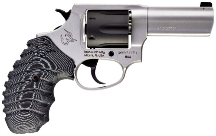 Gun News - Something to see at SHOT Show 2020: This new compact revolver is based on the Based on the original Taurus 856. It features a factory-installed front sight post with an integrated tritium vial. Chambered for .38 Special +P ammo, 6-round capacity.