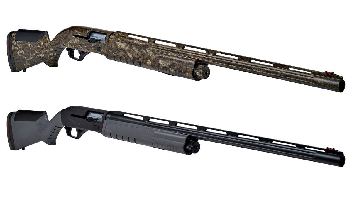 Gun News - Savage Arms Renegauge 12gauge shotgun.