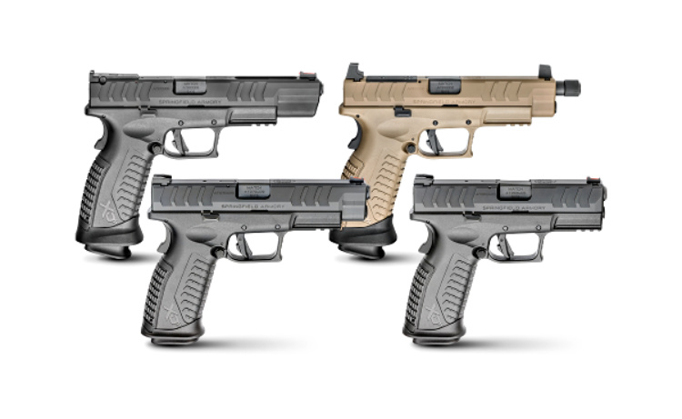 Gun News - Something to see at SHOT Show 2020 - Four purpose-driven XD-M Elite models: competition-ready,tactical variants, duty-sized, and CCW-ready versions.