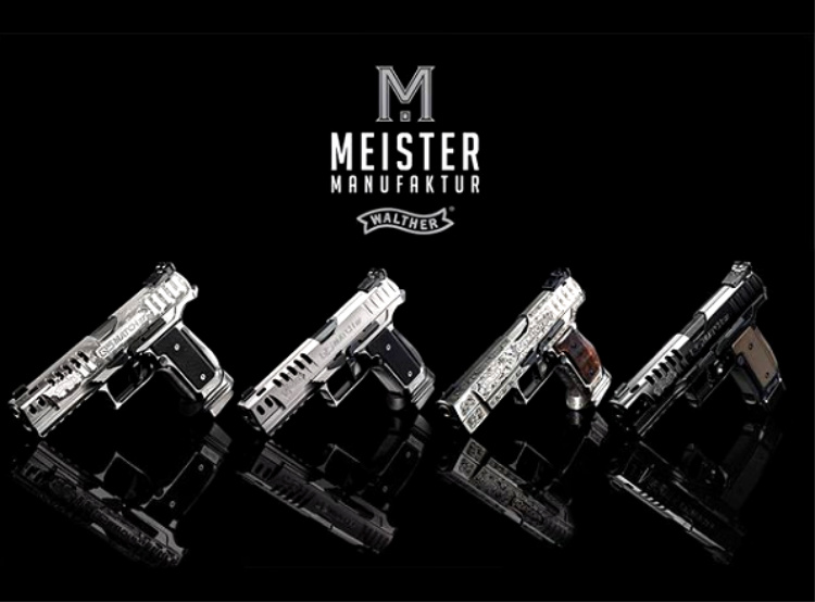 Gun News - Posted by Walther during SHOT Show week: #MeisterManufaktur pistols will be available only in limited runs. More information coming soon.