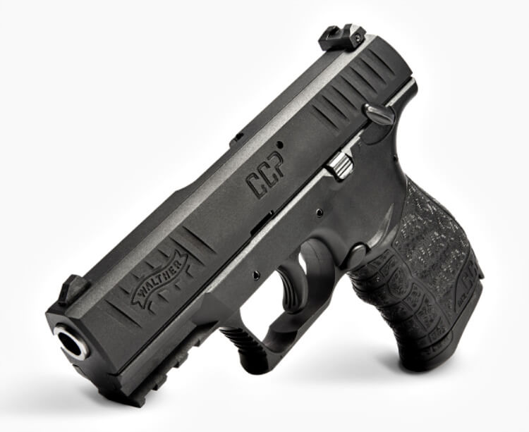 Gun News - Walther CCP M2 in .380 ACP. To be seen at SHOT Show 2020.