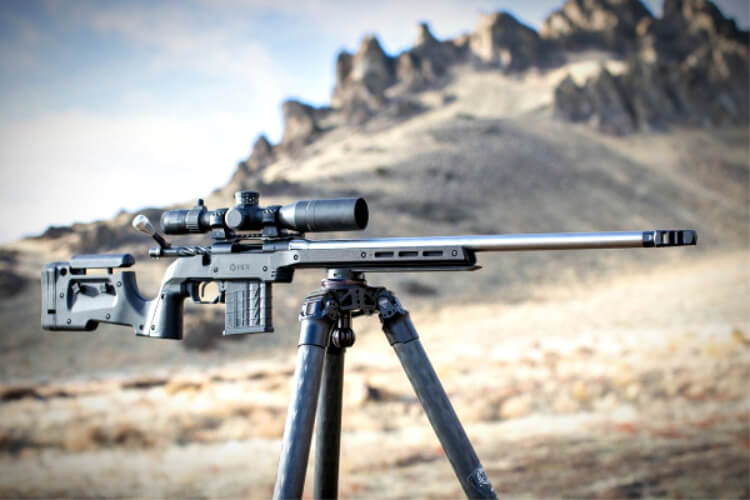 Gun News - MDT announced the Crossover Rifle Stock (XRS) Chassis to their line of precision rifle chassis systems.