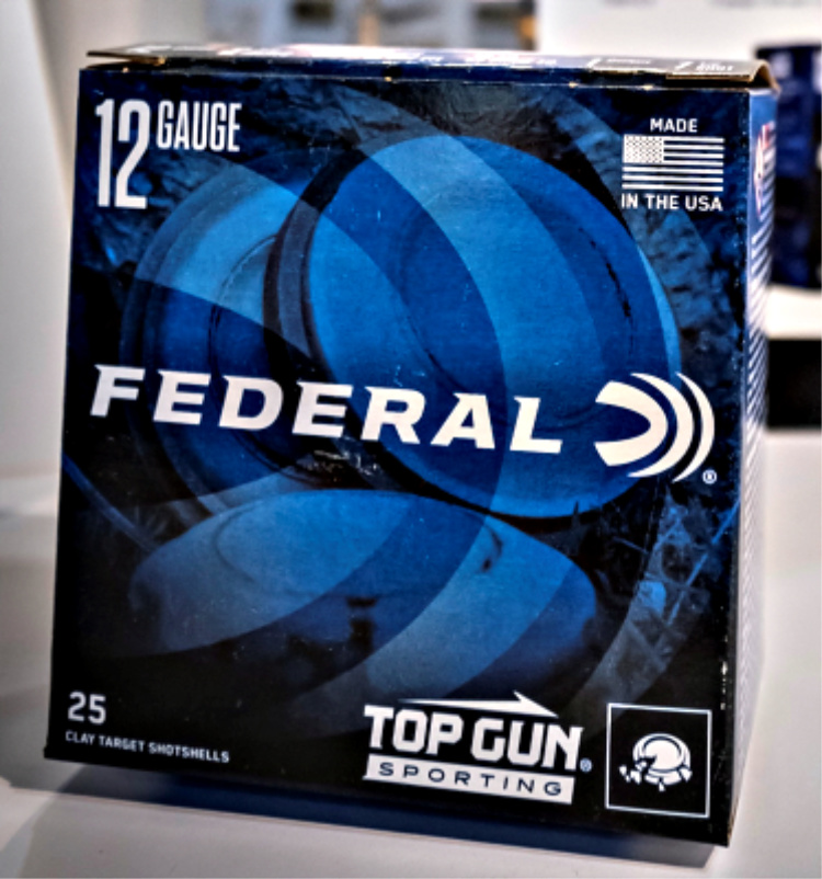 New Ammunition - Federal's new higher-velocity Top Gun loads are 1-ounce, 12-gauge, 2 ¾-inch loads in shot size 7.5 or 8.
