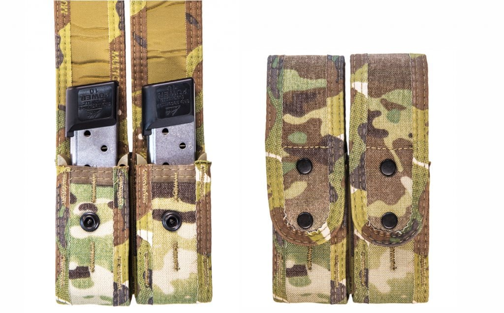 Double mag TACO mag pouch from High Speed Gear