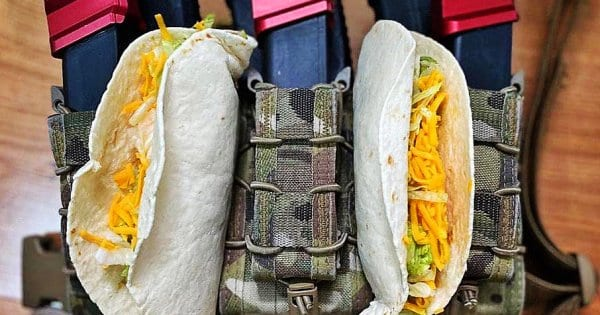 High speed gear tacos - and TACOs too