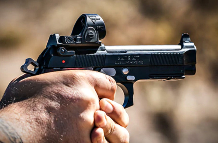 Gun News - Langdon Tactical announces Micro Red Dot capable Beretta 92.