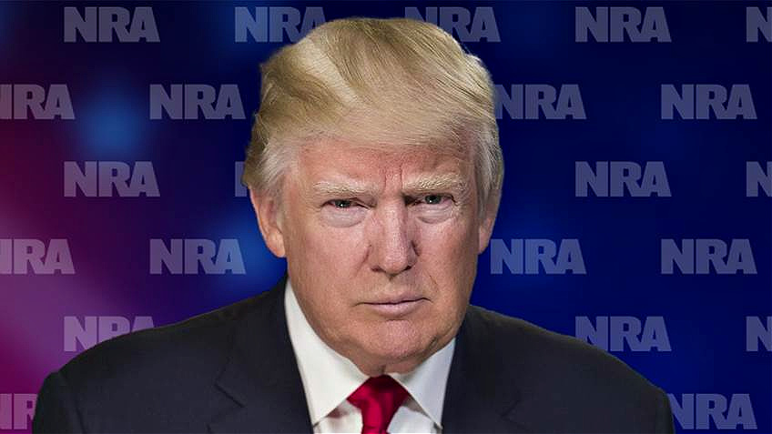 Gun News - NRA endorses TRUMP POTUS 2020 reelection.