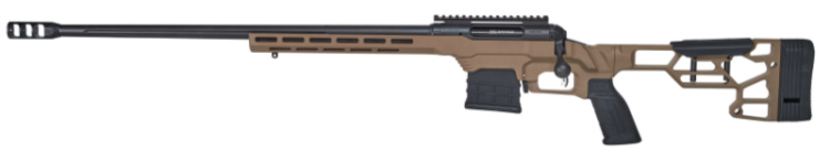 Gun News - Savage 110 Precision Left Hand