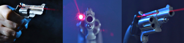 Gun News - Viridain Grip Lasers for North American Arms .22 Mag Revolvers