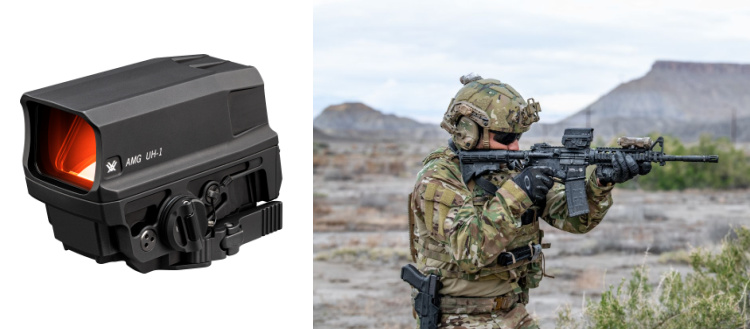 Gun News: AMG UH-1 Gen II holographic sight