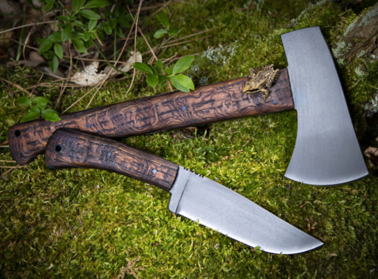 Winkler knives - Highlander Series