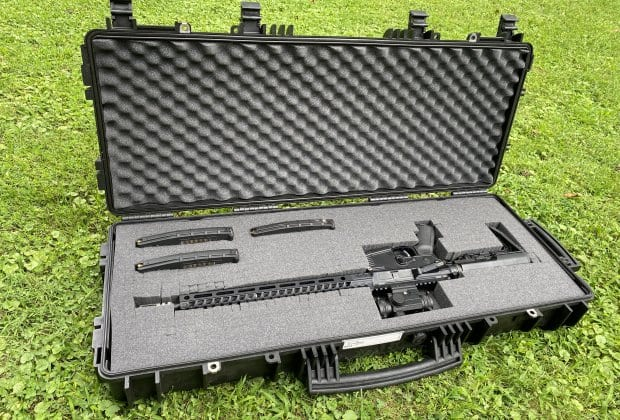 Explorer Cases 9413 AR-15 transport case.