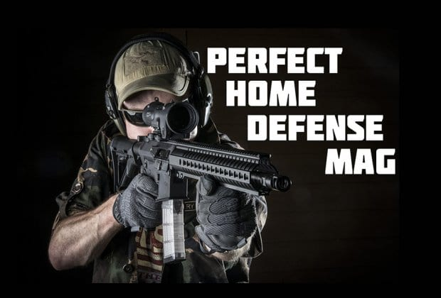 Home defense magazines: different from concealed carry or competition magazines?