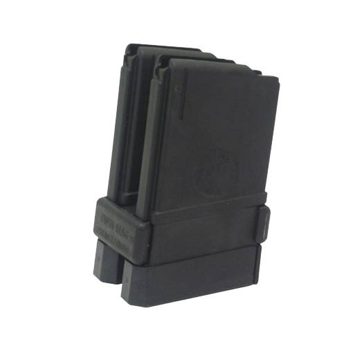 Thermold MLCB 2 AR-15 .223/5.56 20-Round Magazines and Coupler Lock