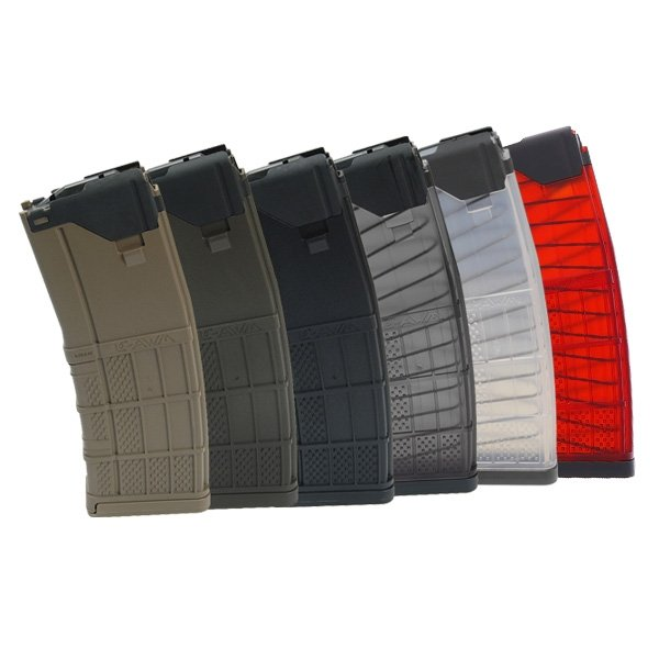 Lancer L5 AR-15 223/5.56 30-Round Advanced Warfighter Magazine