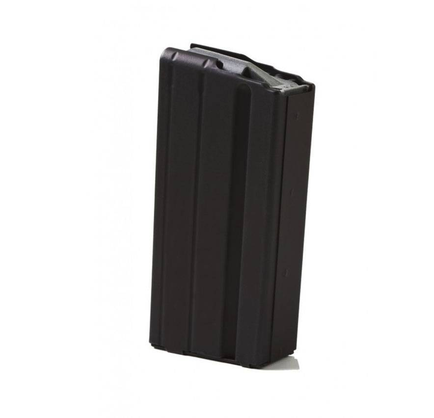 ASC AR-15 6.8mm SPC 15-Round Stainless Steel Magazine