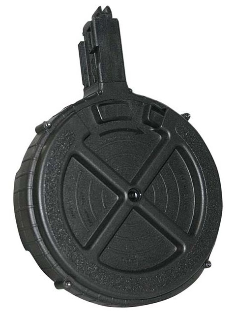 German Sport Guns GSG-5/522 .22 LR 110-Round Rotary Drum Magazine