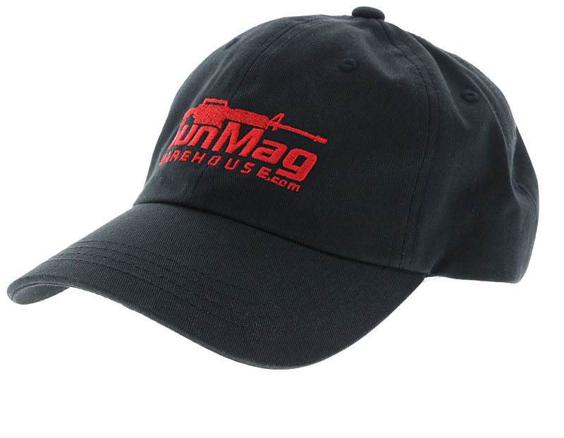 Gunmag Logo Cotton Adjustable Hat