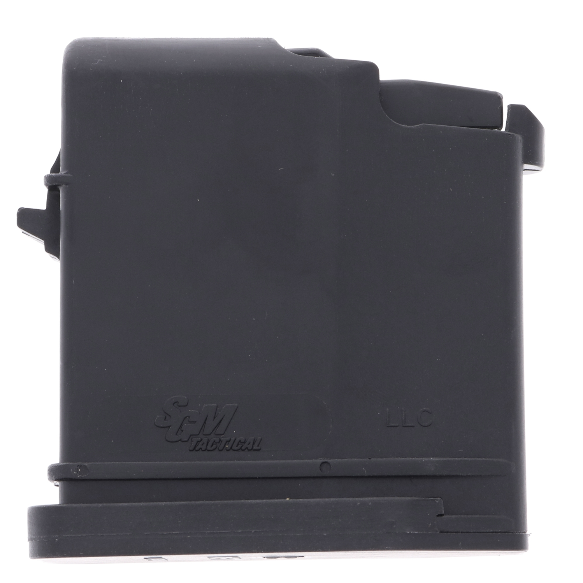 SGM Tactical Saiga 308/7.62 5-Rounds Polymer Black Magazine