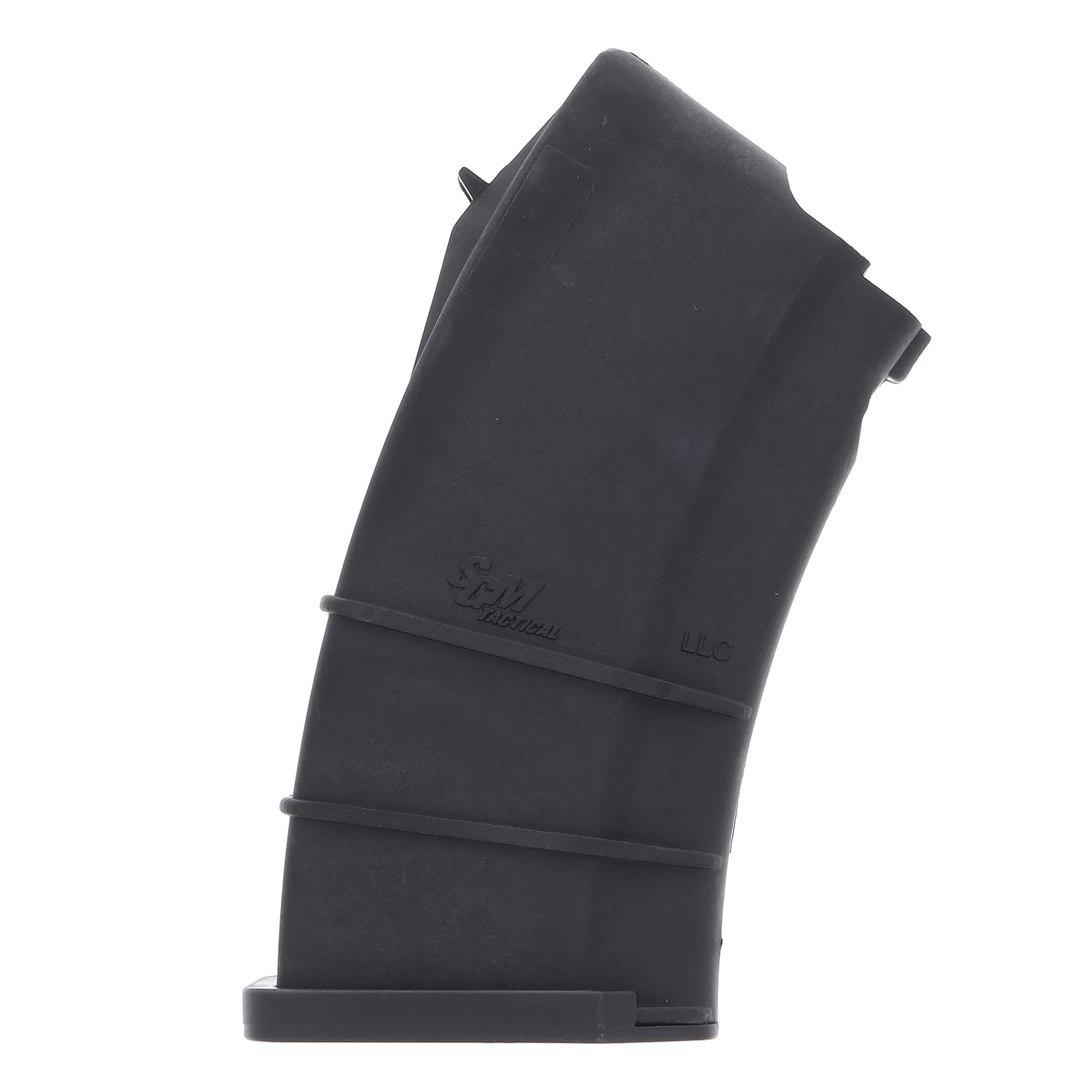 SGM Tactical Saiga 7.62x39mm 15-Round Polymer Black Magazine